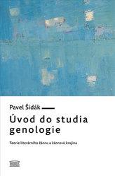 Úvod do studia genologie - Teorie literárního žánru a žánrová krajina