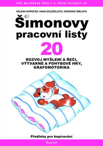 Šimonovy pracovní listy 20 - Helena Kopečná