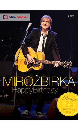Miro Žbirka - Happy Birthday - 2DVD