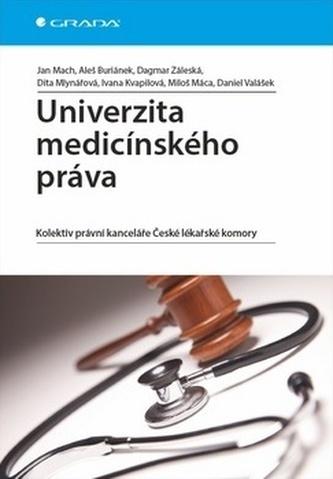 Univerzita medicínského práva - Kolektiv právní kanceláře České lékařské komory