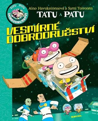 Tatu a Patu - Vesmírné dobrodružství