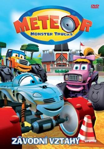 Meteor Monster Trucks 1 - Závodní vztahy - DVD