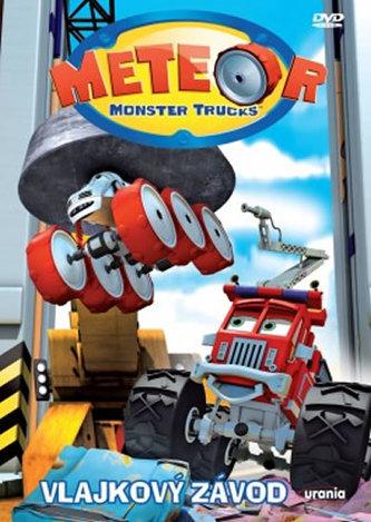 Meteor Monster Trucks 2 - Vlajkový závod - DVD - neuveden