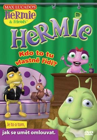 Hermie a přátelé 5 - Kdo to tu vlastně řídí? - DVD - neuveden