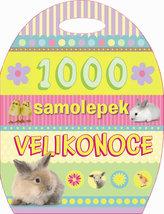 1000 samolepek Velikonoce