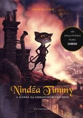 Nindža Timmy a honba za ukradeným smíchem