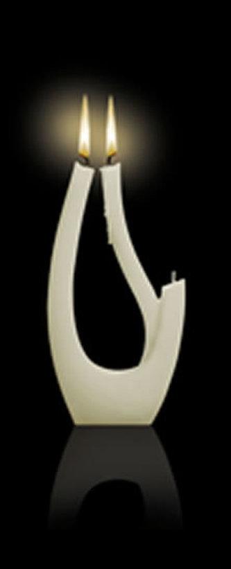 Svíčka Alusi Saba grande