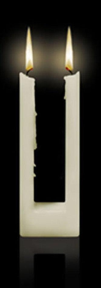 Svíčka Alusi Quadra 2