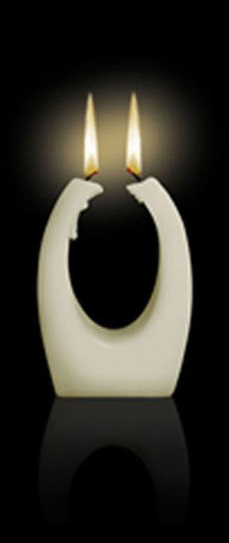 Svíčka Alusi Luna 1