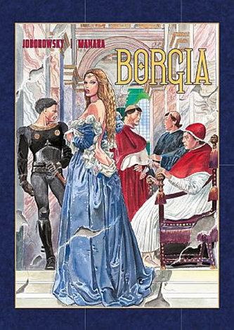 Borgia - brož.