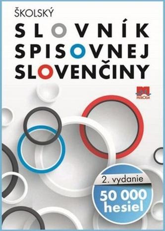 Školský slovník spisovnej slovenčiny