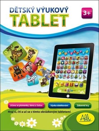 Dětský výukový tablet