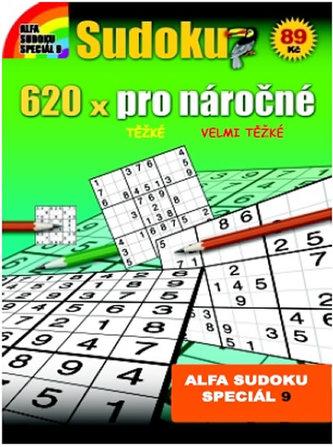 Sudoku 9 - 620x sudoku pro nároené