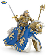 Kůň Prince Richarda modrý