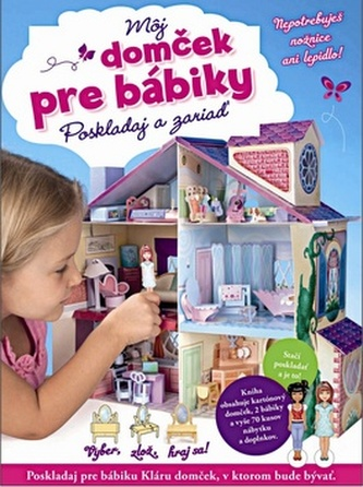 Môj domček pre bábiky