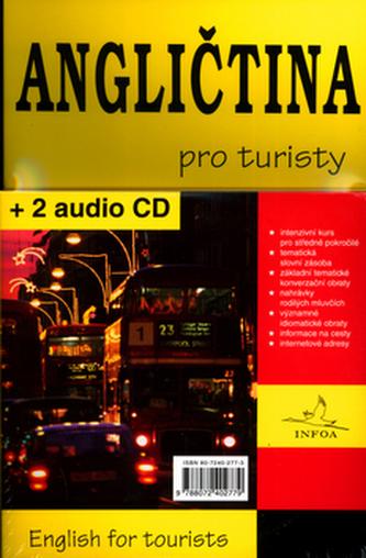 Angličtina pro turisty + 2 CD