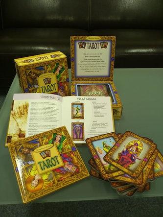 Tarot - dárková kazeta