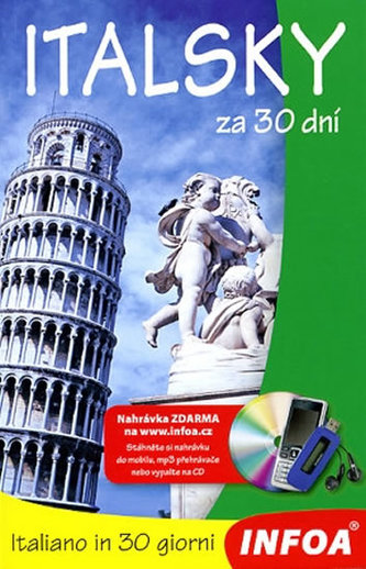 Italsky za 30 dní + CD