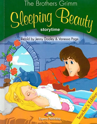 Sleeping Beauty - Storytime 3 - Pupil´s Book