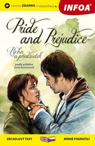 Pride and Prejudice/Pýcha a předsudek- Zrcadlová četba - Gill Tavner