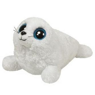 Plyš očka tuleň velká
