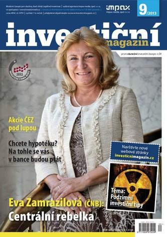 Vzorové číslo časopisu Investiční magazín