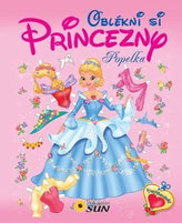 Oblékni si princezny Popelka