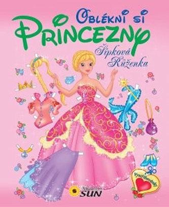 Oblékni si princezny Šípková Růženka