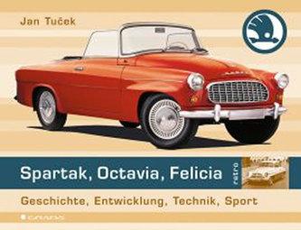 Spartak, Octavia, Felicia - Geschichte, Entwicklung, Technik, Sport (německy)