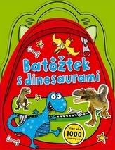 Batôžtek s dinosaurami