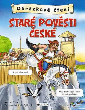 Staré pověsti české - Obrázkové čtení