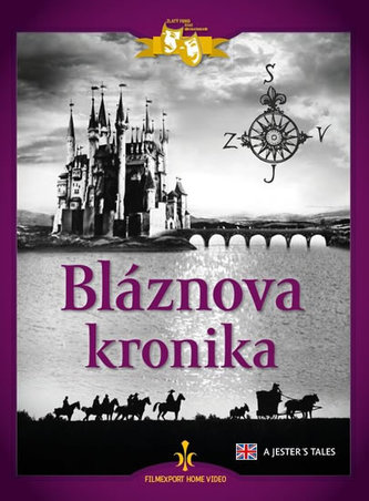 Bláznova kronika - DVD (digipack) - neuveden