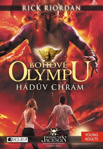 Percy Jackson - Bohové Olympu - Hádův chrám