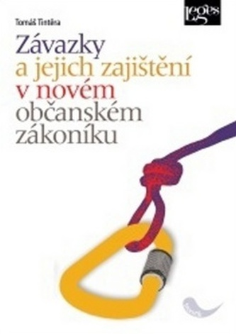 Závazky a jejich zajištění v novém občanském zákoníku - Náhled učebnice