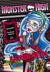 Monster High Vše o Ghoulii Yelps