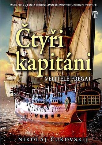 Čtyři kapitáni - Velitelé fregat