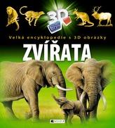 Zvířata - Velká encyklopedie s 3D obrázky