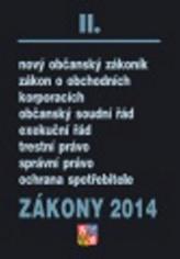 Zákony 2014 II.