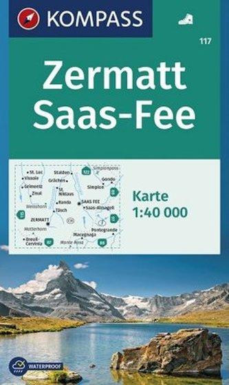 Zermatt-Saas Fee 117   NKOM 1:40T