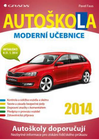 Autoškola - Moderní učebnice (2014)