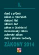 Zákony 2014 I.