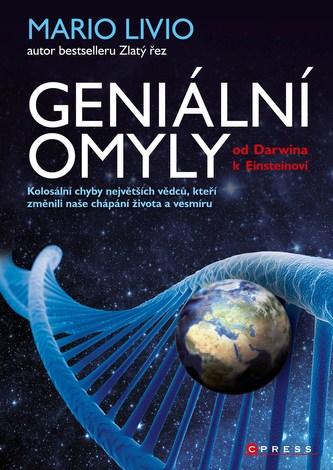 Geniální omyly - Od Darwina k Einsteinovi