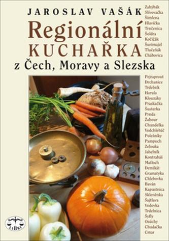 Regionální kuchařka z Čech, Moravy a Slezska