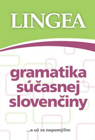 Gramatika súčasnej slovenčiny