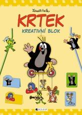 Krtek - kreativní blok