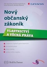 Vlastnictví podle nového občanského zákoníku
