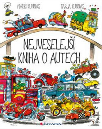 Nejveselejší kniha o autech - Mauri Kunnas