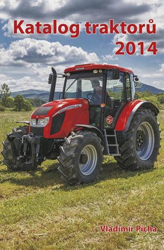 Katalog traktorů 2014