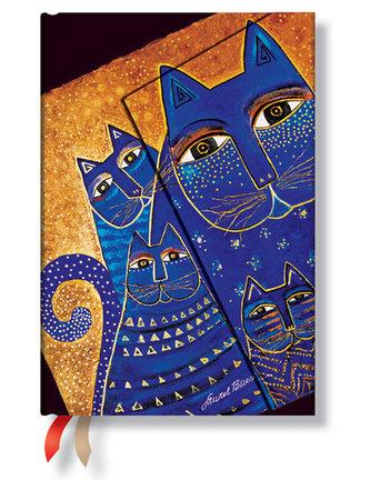 Diář 2015 - Mediterranean Cats mini (hor