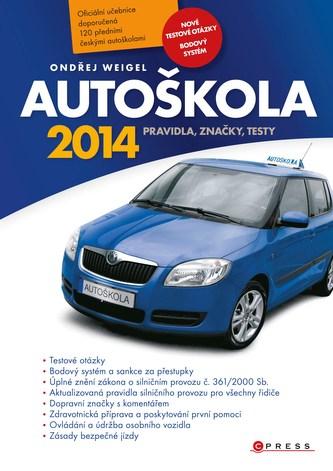 Autoškola 2014 - Ondřej Weigel